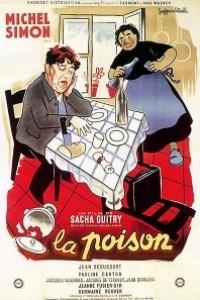 Caratula, cartel, poster o portada de La poison