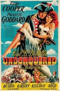Caratula, cartel, poster o portada de Los inconquistables