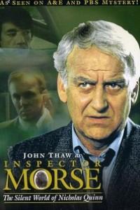 Caratula, cartel, poster o portada de Inspector Morse