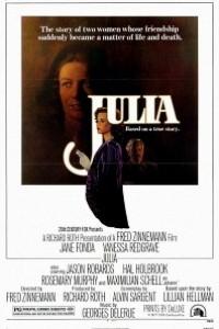 Caratula, cartel, poster o portada de Julia