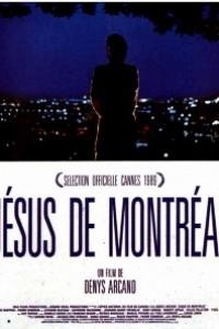 Caratula, cartel, poster o portada de Jesús de Montreal