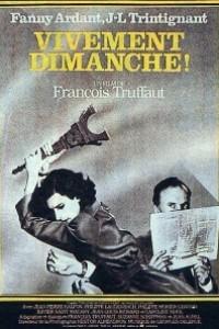Caratula, cartel, poster o portada de Vivamente el domingo