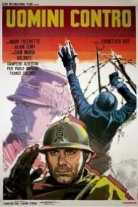 Caratula, cartel, poster o portada de Hombres contra la guerra