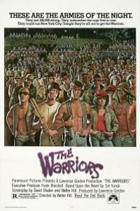 Caratula, cartel, poster o portada de Los amos de la noche (The Warriors)