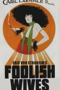 Caratula, cartel, poster o portada de Esposas frívolas