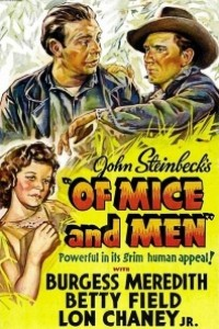 Caratula, cartel, poster o portada de La fuerza bruta (De ratones y hombres)