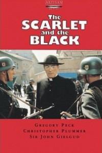 Caratula, cartel, poster o portada de Escarlata y negro