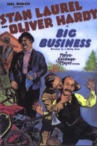 Caratula, cartel, poster o portada de Ojo por ojo (Big Business)