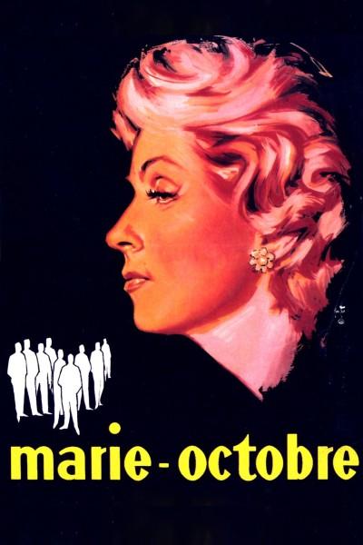 Caratula, cartel, poster o portada de Cena de acusados