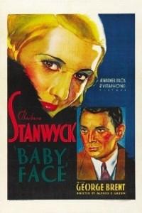 Caratula, cartel, poster o portada de Baby Face (Carita de ángel)