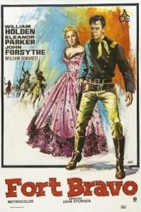 Caratula, cartel, poster o portada de Fort Bravo