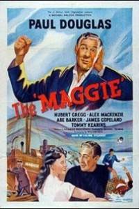Caratula, cartel, poster o portada de La bella Maggie