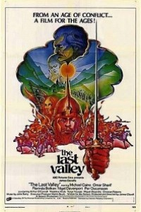 Caratula, cartel, poster o portada de El último valle