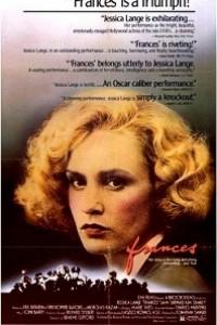 Caratula, cartel, poster o portada de Frances