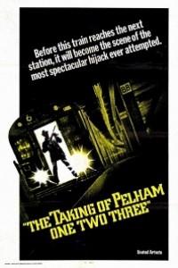 Caratula, cartel, poster o portada de Pelham 1, 2, 3