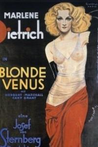 Caratula, cartel, poster o portada de La Venus rubia