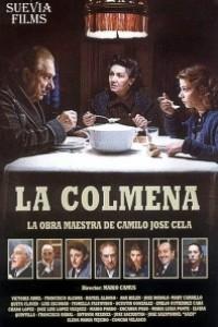 Caratula, cartel, poster o portada de La colmena