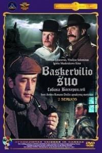 Caratula, cartel, poster o portada de Las aventuras de Sherlock Holmes y el Doctor Watson: El perro de los Baskerville
