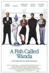 Caratula, cartel, poster o portada de Un pez llamado Wanda