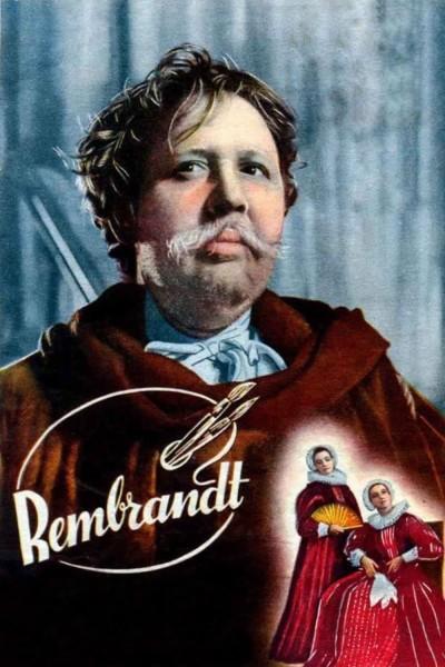 Caratula, cartel, poster o portada de Rembrandt