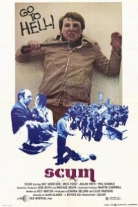 Caratula, cartel, poster o portada de Escoria (Scum)