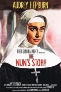 Caratula, cartel, poster o portada de Historia de una monja