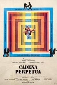 Caratula, cartel, poster o portada de Cadena perpetua
