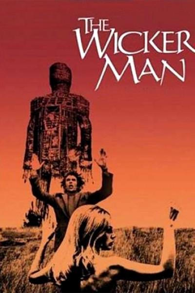Caratula, cartel, poster o portada de El hombre de mimbre