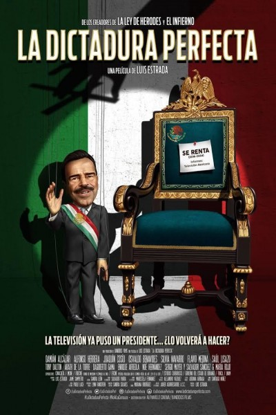 Caratula, cartel, poster o portada de La dictadura perfecta