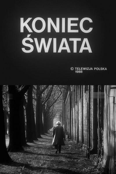 Caratula, cartel, poster o portada de El fin del mundo