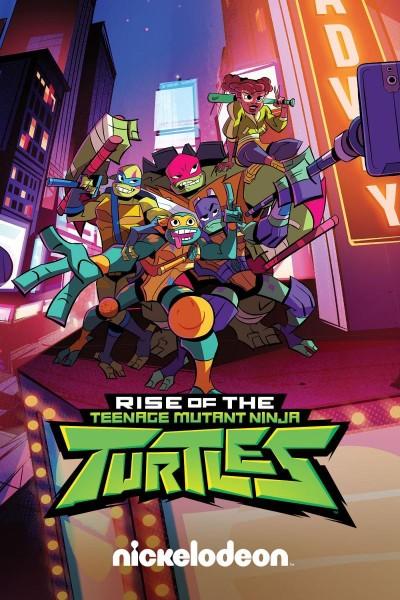 Caratula, cartel, poster o portada de Rise of the Teenage Mutant Ninja Turtles