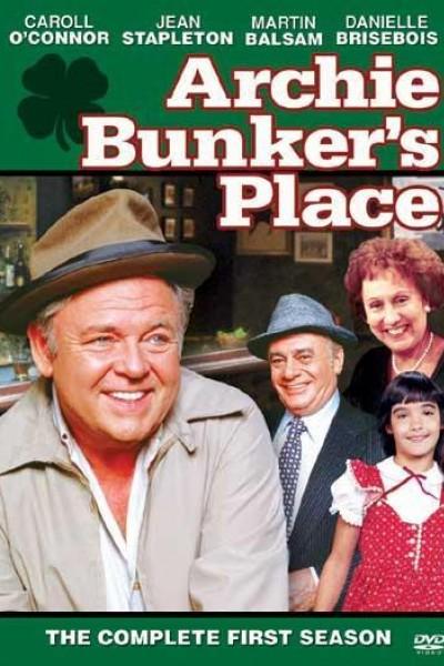 Caratula, cartel, poster o portada de Archie Bunker\'s Place