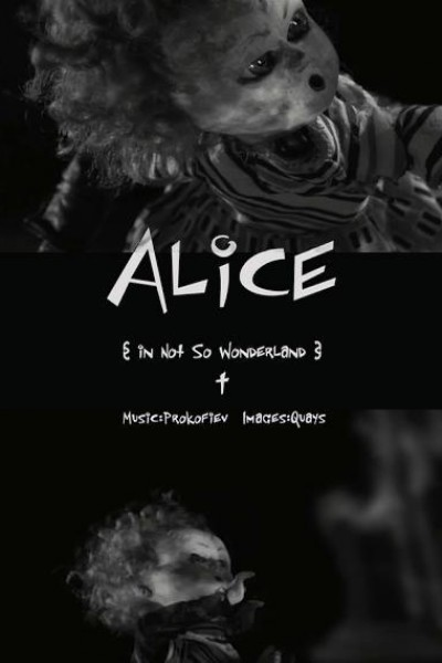 Caratula, cartel, poster o portada de Alicia (en un país no tan de Maravillas)