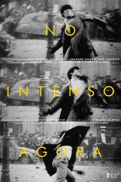Caratula, cartel, poster o portada de No Intenso Agora (In the Intense Now)