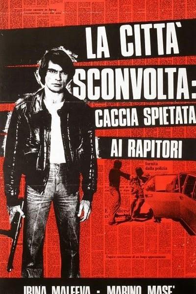 Caratula, cartel, poster o portada de Caza Implacable