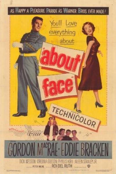 Caratula, cartel, poster o portada de About Face