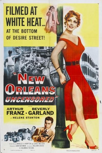 Caratula, cartel, poster o portada de New Orleans Uncensored