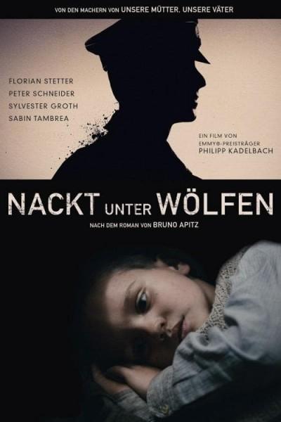 Caratula, cartel, poster o portada de Desnudo entre lobos