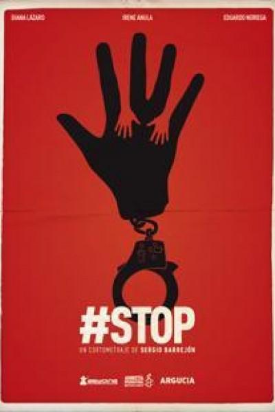 Caratula, cartel, poster o portada de #Stop