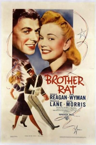 Caratula, cartel, poster o portada de Brother Rat