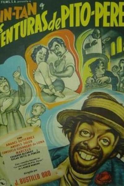 Caratula, cartel, poster o portada de Las aventuras de Pito Pérez