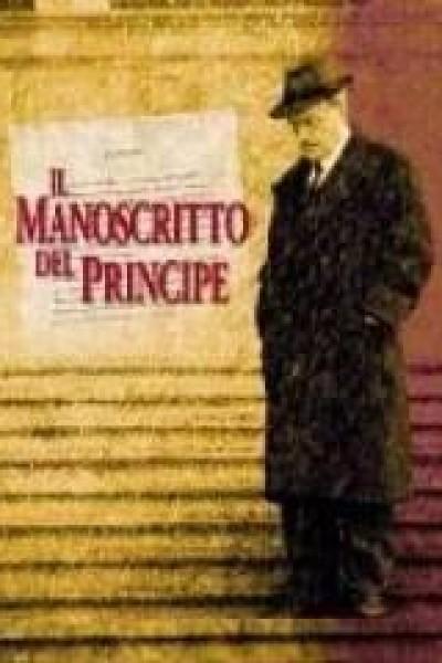 Caratula, cartel, poster o portada de El manuscrito del príncipe