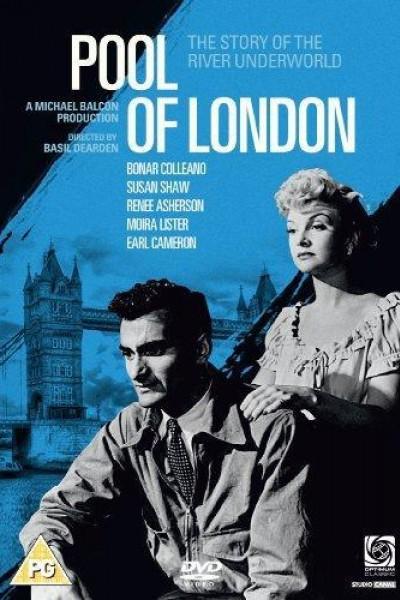 Caratula, cartel, poster o portada de Pool of London