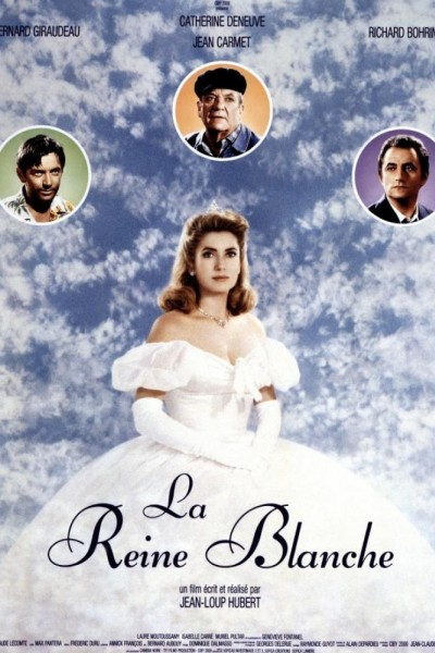 Caratula, cartel, poster o portada de La reine blanche