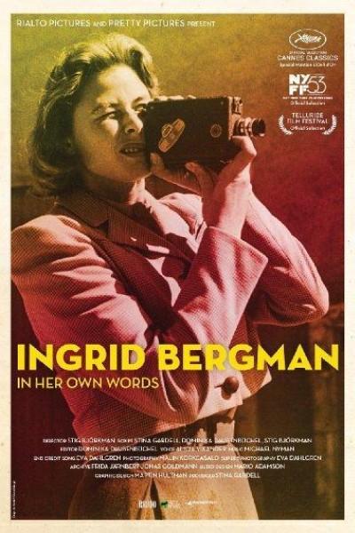 Caratula, cartel, poster o portada de Ingrid Bergman in Her Own Words