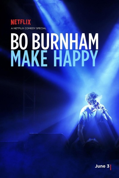 Caratula, cartel, poster o portada de Bo Burnham: Make Happy
