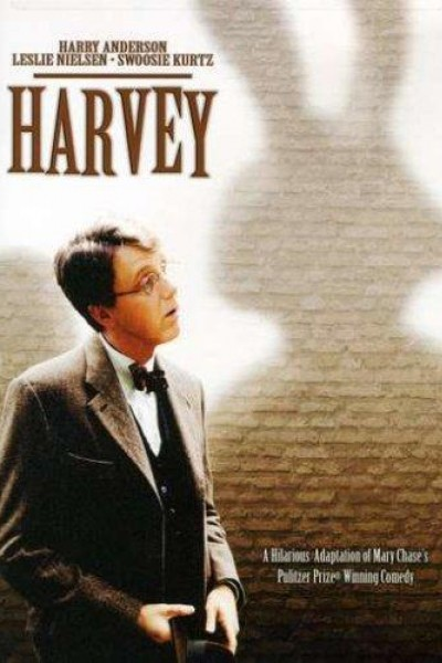 Caratula, cartel, poster o portada de El invisible Harvey