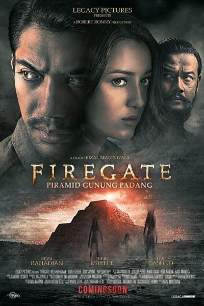Caratula, cartel, poster o portada de Firegate