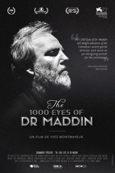 Caratula, cartel, poster o portada de The 1000 Eyes of Dr Maddin