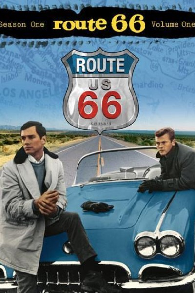 Caratula, cartel, poster o portada de Ruta 66